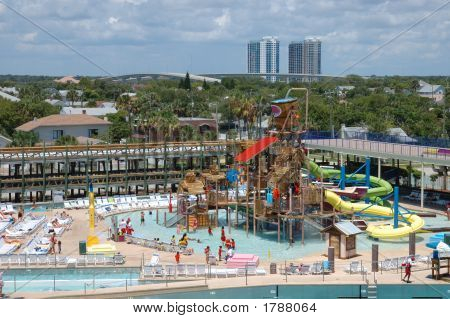 Water Park Activity