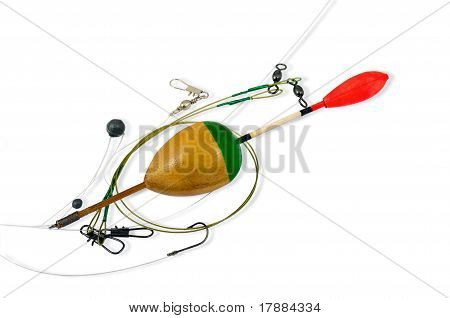 Bobber, Hook, Line And Sinker