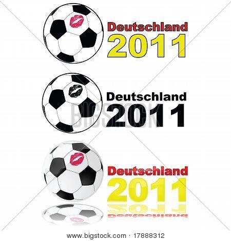 Women's Soccer Germany 2011