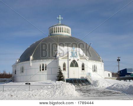 Igloo Church, Inuvik