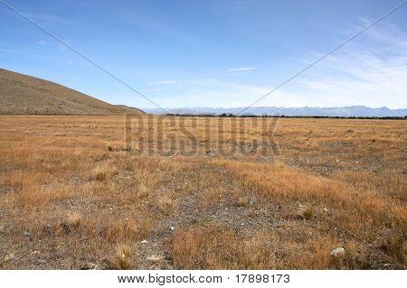 Neuseeland-Landschaft