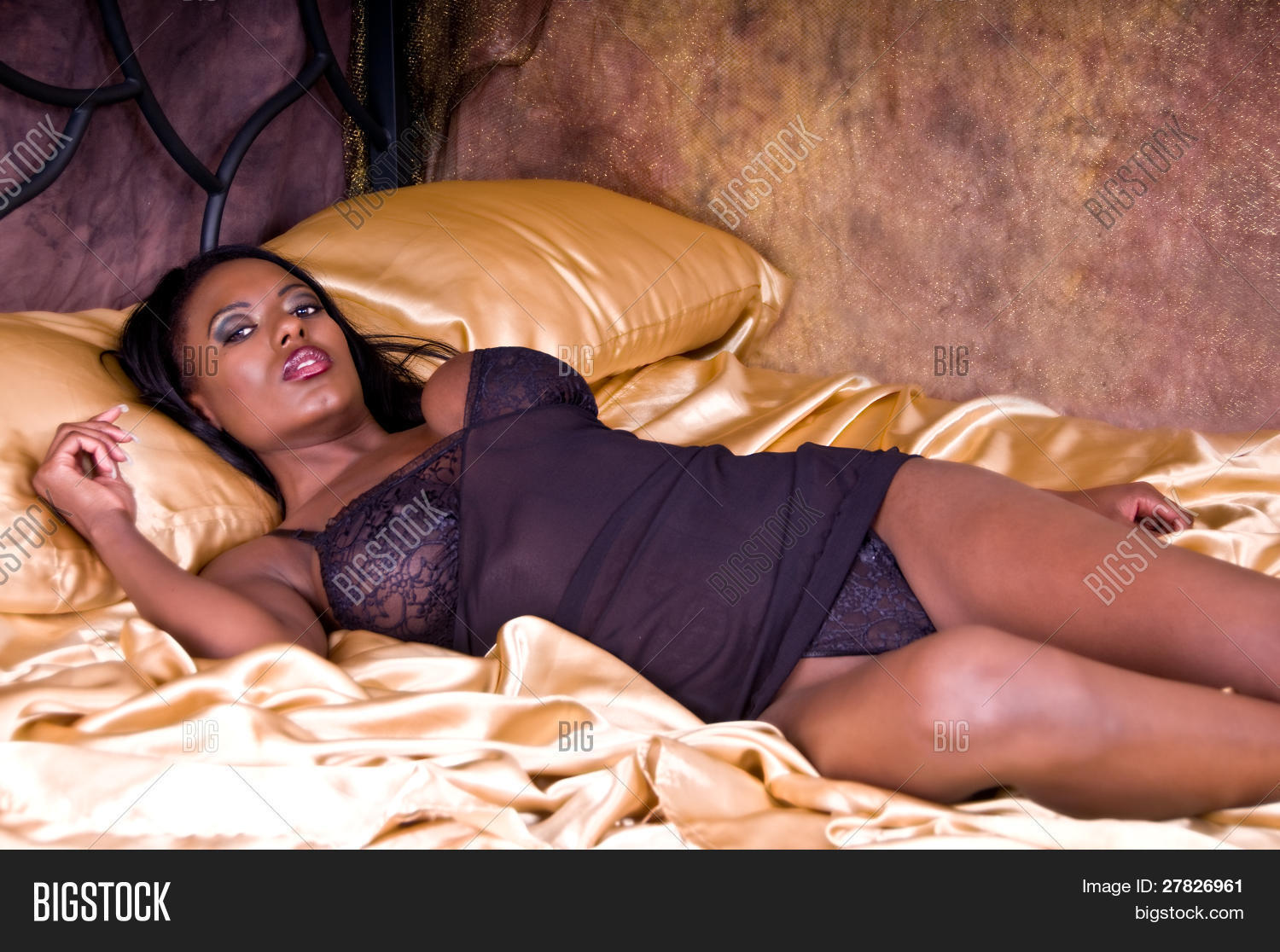 african woman black large breasts