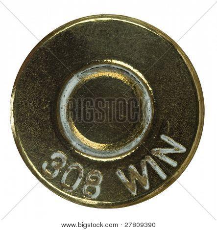 Bullet Shell casing bottom