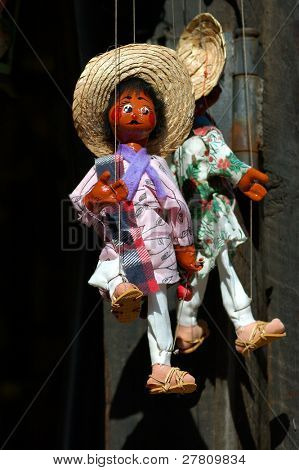 Mexican marionettes
