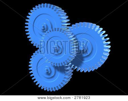 3D Getriebe