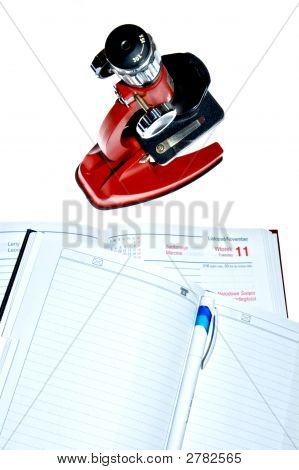 Microscope And Notes