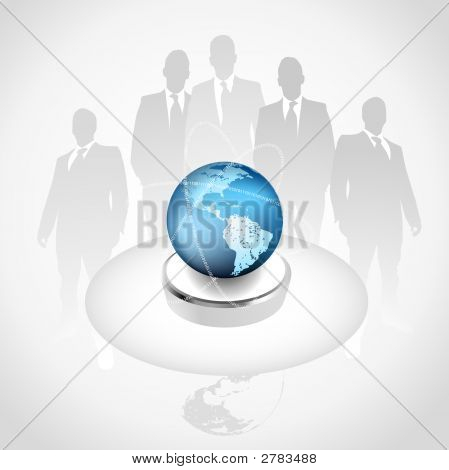 Global Business Concept - Premium Edition