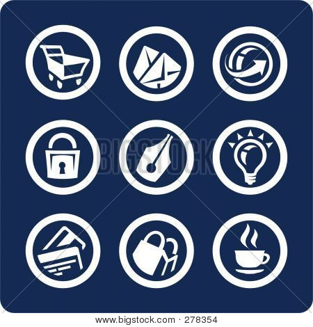 Site e Internet Vector Icons (conjunto 2, parte 2)