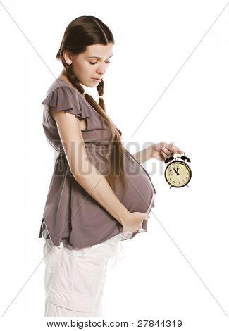 Es el momento de dar a luz