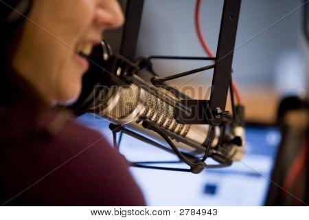 Microfone de ar
