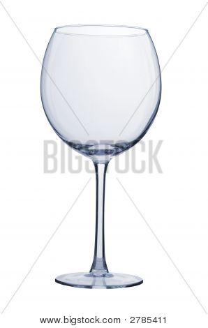 Wine Empty Glass