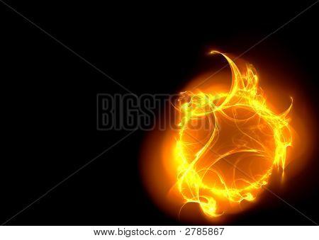 Fireball Fractal
