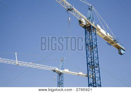Hammerhead Crane Pair