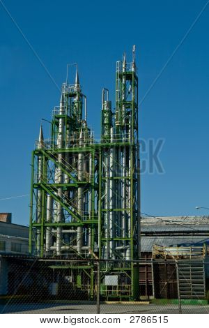 Fábrica de Torres de enfriamiento