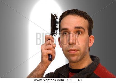 Cepillado del pelo