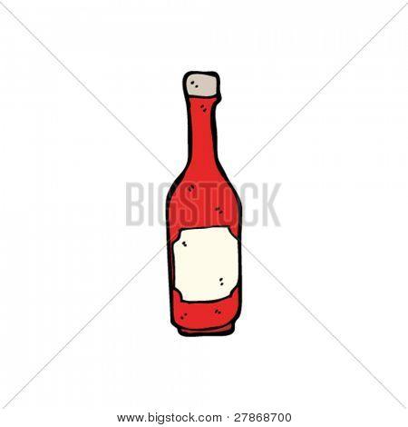 ketchup cartoon