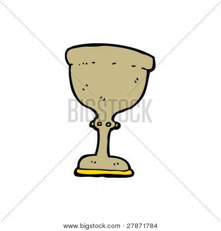 grail cup cartoon
