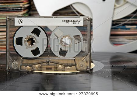Compact Cassette And Other Stuff From That Times