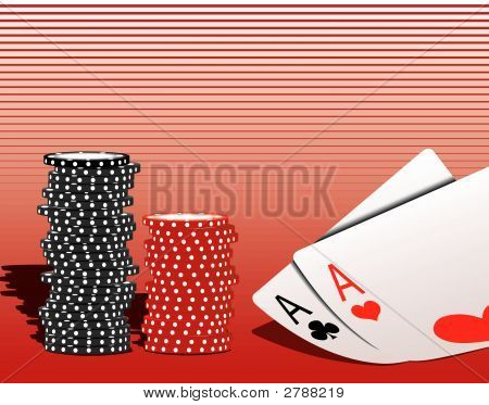 Poker Aces.Eps
