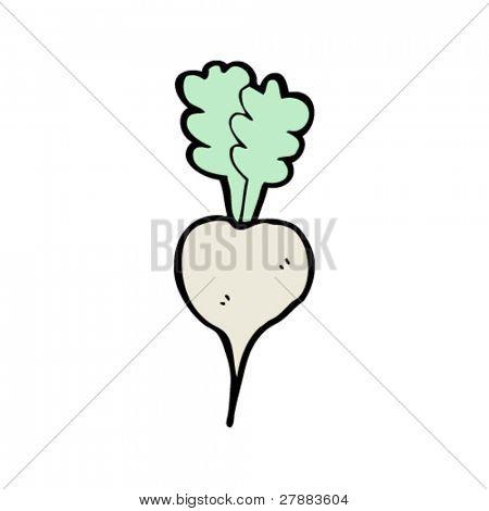 turnip cartoon