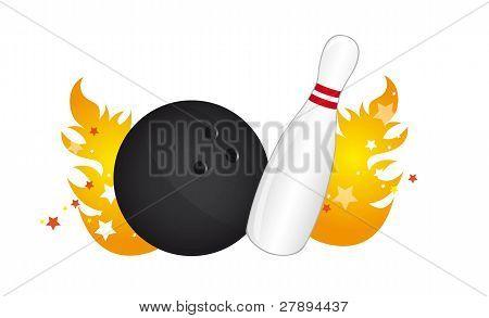 bowling fire