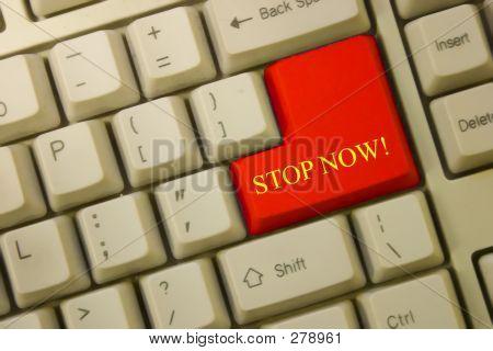 Stop Now Key