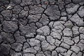 Dry Soil Abstract Background. Drought. Gray Dry Soil. Soil Background. Cracked Soil Background. Eart poster