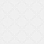 Abstract Seamless Pattern. Modern Stylish Texture. Regularly Repeating Geometric Ornament Of Squares poster