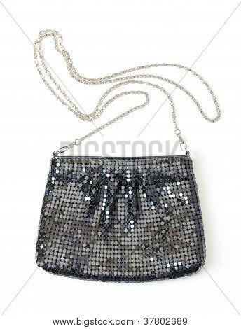 Classic Black Handbag