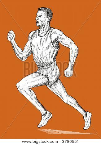 Marathn Runner