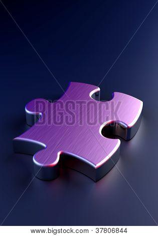 Metal Puzzle