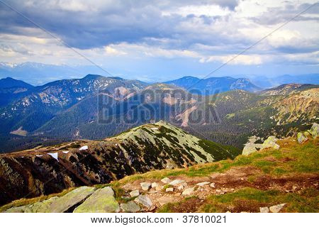 Low Tatras View