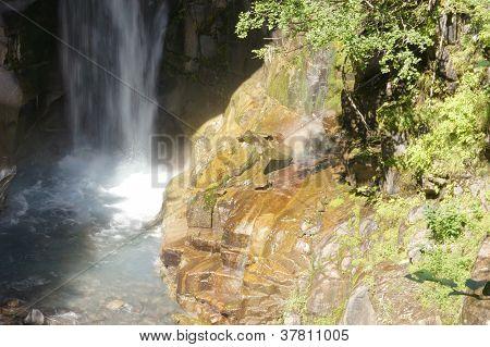 Lower Christine Falls
