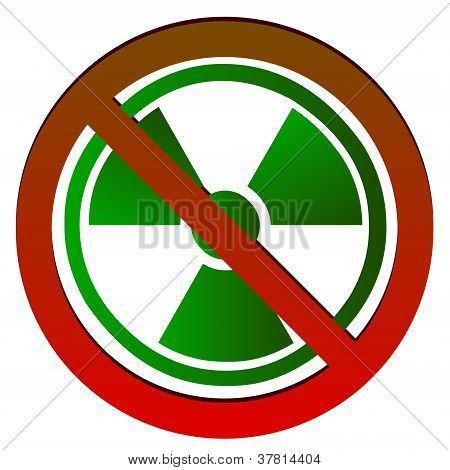 No Radioactive Symbol