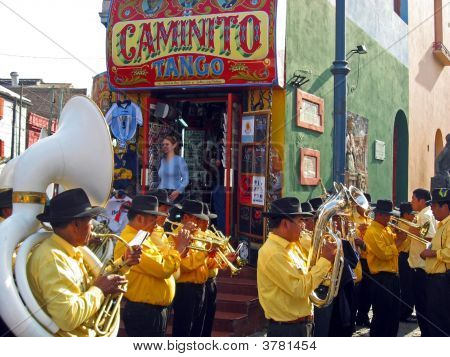 Argentina Street Band