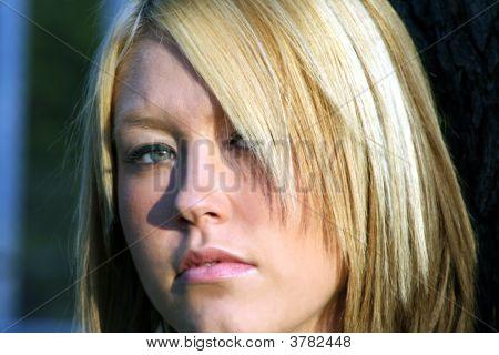 Mystery Blond