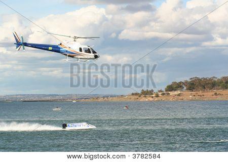 F1 Boat