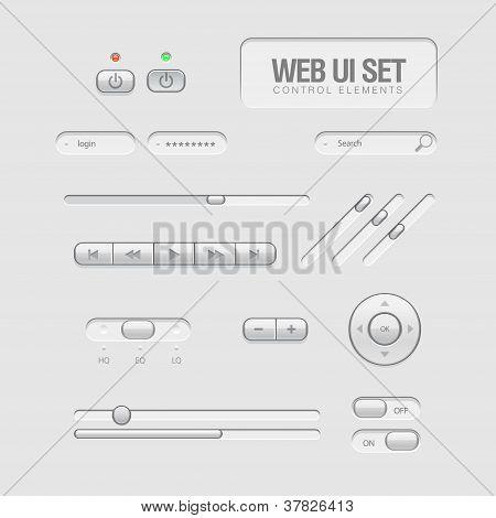 leichte Web-Ui-Elemente