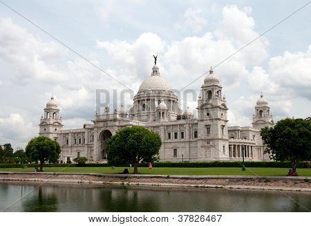 Victoria Memorial Hall Calcutta