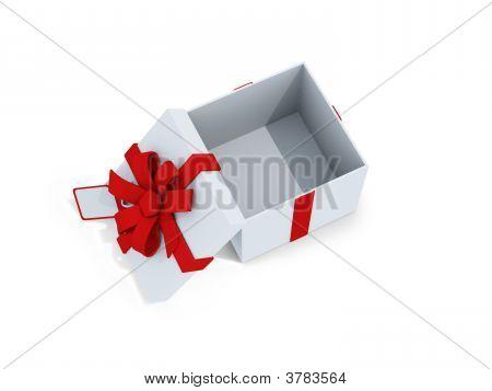 Open Present Box