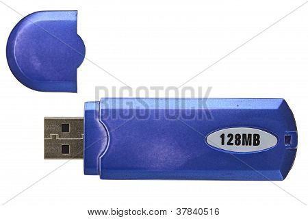 Old Usb Flash Memory