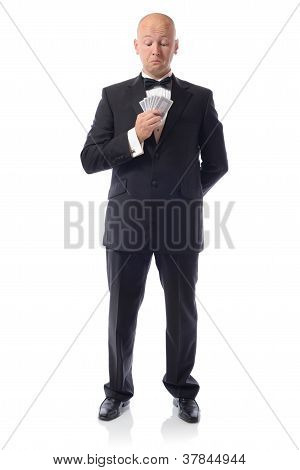 Tuxedo Bad Hand