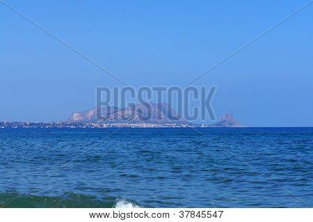 Capo Zafferano in Sicily