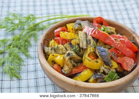 Stewed Vegetables