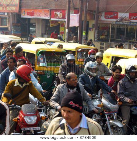 India Traffic Congestion