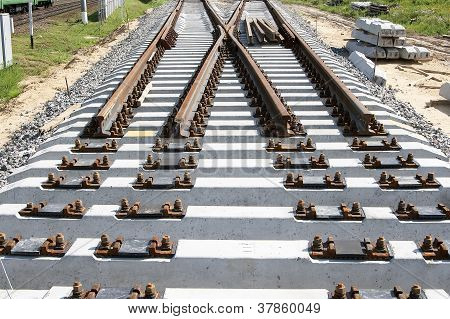 The New Railway Turnout