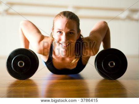 Entrenamiento - flexiones