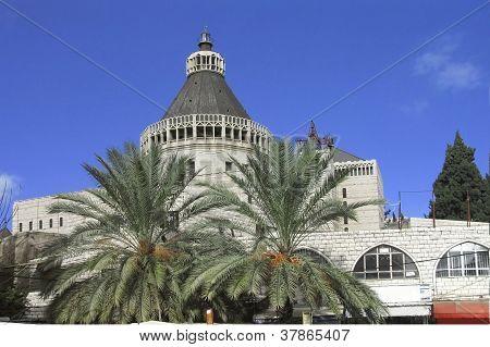 Basilica Of The Annunciation, Nazareth, Israel