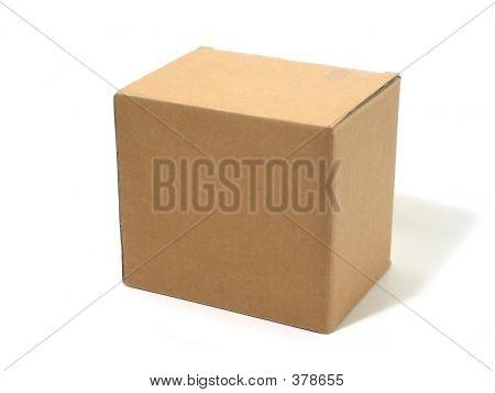 Blank Box Cardboard