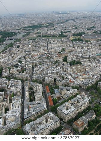 VIEW OF PARIS (France)